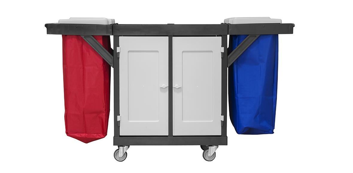 Wózek do przewozu prania