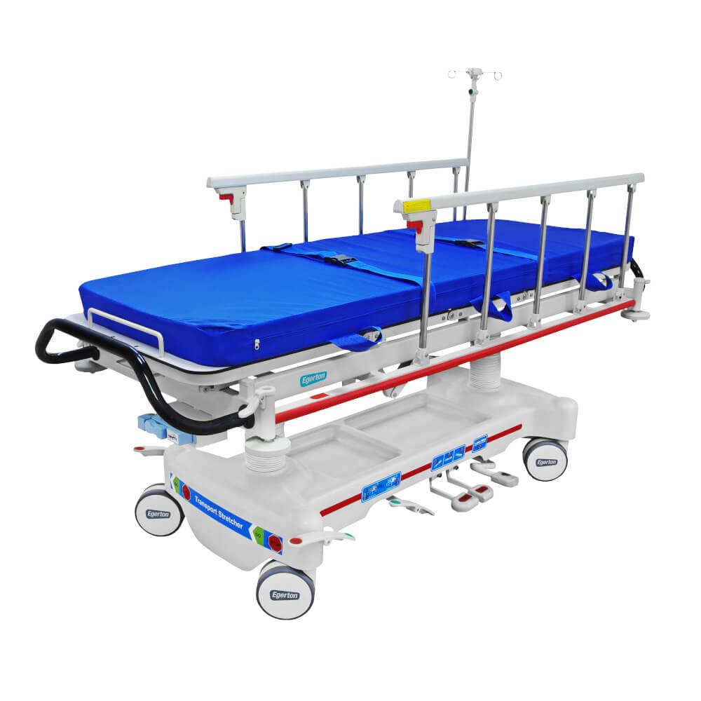 Wózek do przewozu pacjenta