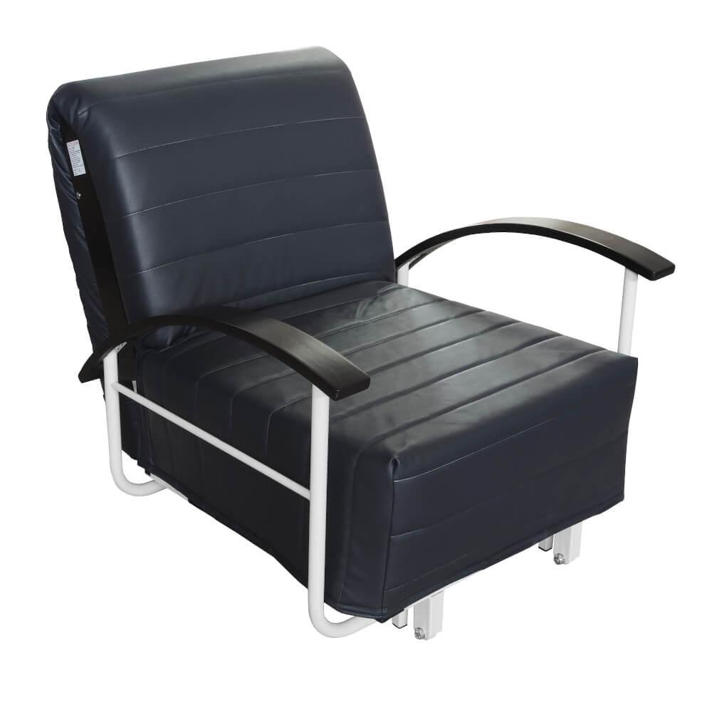 Rozkładany fotel szpitalny